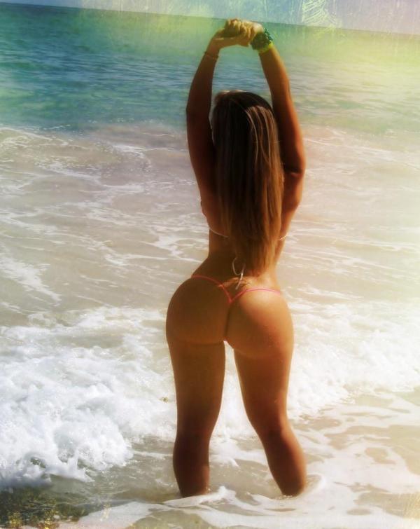 La espectacular Kathy Ferreiro es una chica cubana residenciada en la ...
