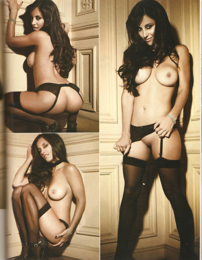 Lourdes Sanchez Playboy Abril 2013 zonabase (20)