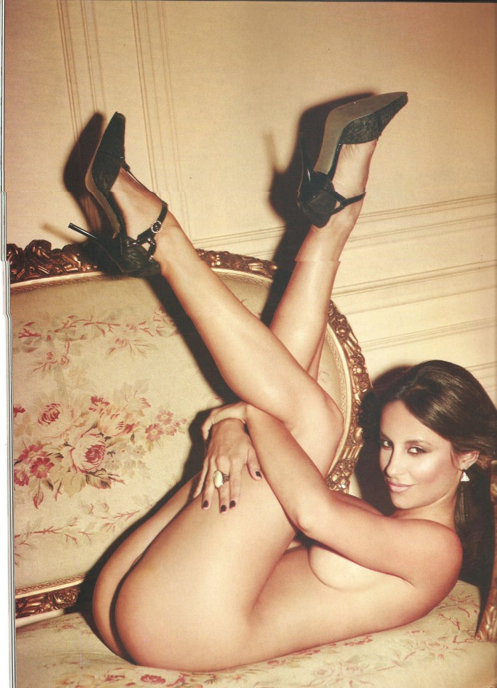 Lourdes Sanchez Playboy Abril 2013 zonabase (3)