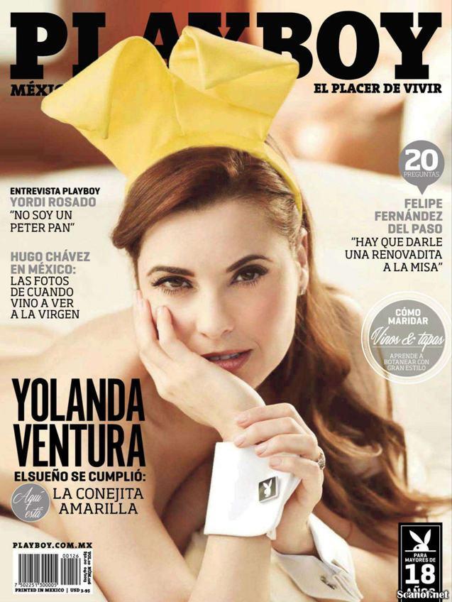 Yolanda Ventura, Playboy Abril 2013 zonabase (1)