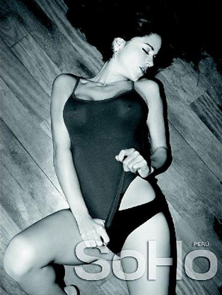 Vanessa Terkes desnuda en Soho [FOTOS]