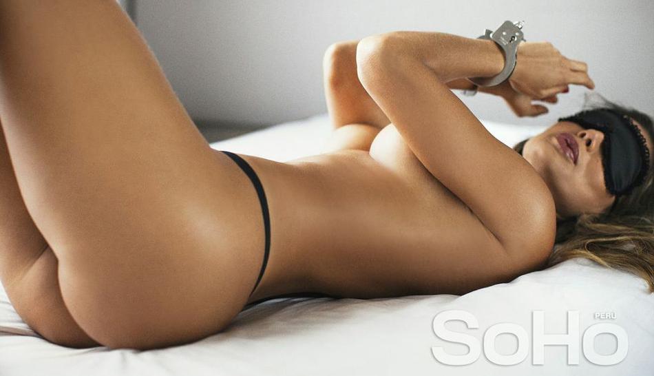 Vanessa Jerí desnuda en SOHO Perú