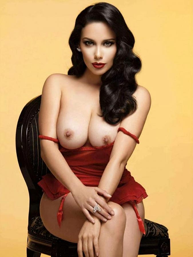 Sugey Abrego Playboy