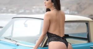 Silvia Cornejo Hot para Cosas Hombre