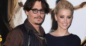 Filtran fotos de Amber Heard novia de Johnny Depp