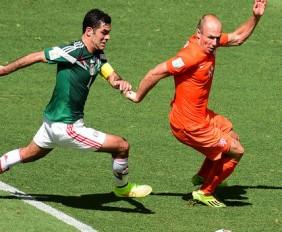 Holanda vs mexico en vivo